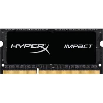 Memorie laptop Kingston HX316LS9IB/8 HyperX Impact, 8GB DDR3 1600MHz CL9 SODIMM