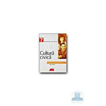 Cultura civica clasa 7 Caiet - Elena Nedelcu 973-684-055-7