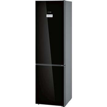 Combina frigorifica Bosch KGN39SB45 343L A+++ Full NoFrost Termostat reglabil Negru kgf39sb45