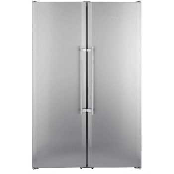Side by Side LIEBHERR SBSesf 7212 Comfort, No Frost , 640 l, H 185.2 cm, Clasa F, inox