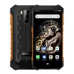 Telefon mobil Ulefone Armor X5, 4G, IPS 5.5inch, 3GB RAM, 32GB ROM, Android 10.0, MT6762 OctaCore, Waterproof, 5000mAh, Dual SIM, Orange