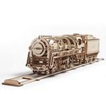 Locomotiva Puzzle 3D UGEARS 4820184120235