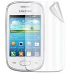 Folie De Protectie Transparenta Glossy Samsung Galaxy Star Alb