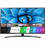 Televizor Smart LED, LG 43UN74003LB, 108 cm, Ultra HD 4K