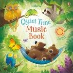 Quiet time music book - Carte Usborne 0+