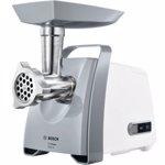 Bosch MFW66020, 1800 W, 3 Kg/min, Functie reverse, 3 site, Alb/Gri