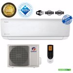Aparat de aer conditionat Gree Bora A4 R32 GWH12AAB-K6DNA4A Inverter 12000 BTU, Clasa A++, G10 Inverter, Buton Turbo, Auto-diagnoza, Wi-FI, Display