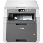 Multifunctionala Brother DCP-9015CDW, Laser, Color, Format A4, Wi-Fi, Duplex