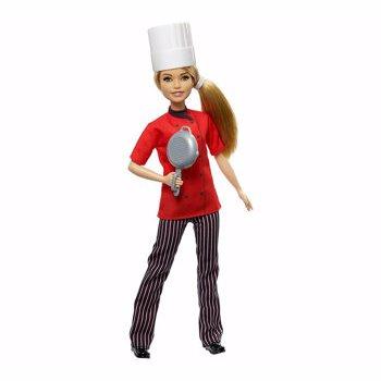 Papusa Barbie Bucatar sef