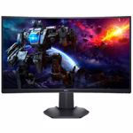 Monitor LED Dell Gaming 27'' FHD VA,W-LED 144 Hz Curved