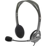 Casti Logitech H111 Stereo