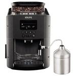 Espressor automat KRUPS Espresseria Automatic EA816B70, 1.7l, 1450W, 15 bari, negru