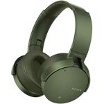 Casti Sony XB950N1G Extra Bass Noice Cancelling Wireless Bluetooth NFC Green mdr-xb950n1g