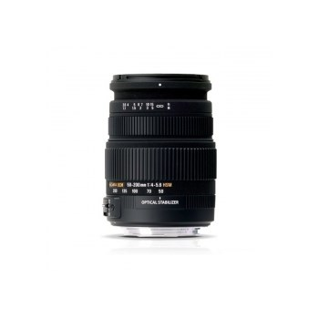 Sigma 50-200mm f/4-5.6 DC HSM pentru Sony