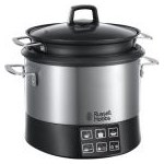 Multicooker Russell Hobbs CookHome 23130-56 1000W 4.5 l 8 programe automate Inox 23130-56