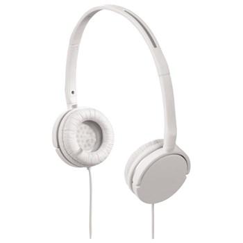 Casti audio On-Ear Hama 93081, Alb