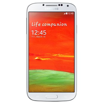 Telefon mobil Samsung Galaxy S4 Value Edition, 16GB, Alb