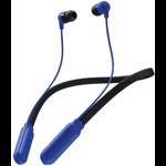 Casti audio in-ear Skullcandy Inkd+, Microfon, Bluetooth, Cobalt Blue