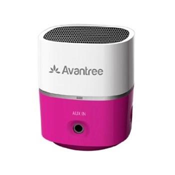 Boxa portabila wireless Avantree Pluto Air, Pink
