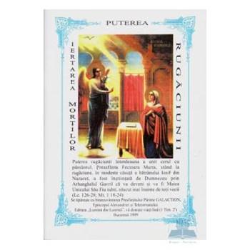 Puterea rugaciunii iertarea mortilor 973-97704-5-2