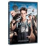 Pan - Aventuri in tara de nicaieri DVD