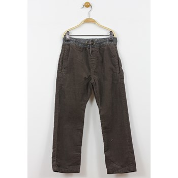 Pantaloni ZARA Jolie Dark Brown