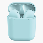 Casti Wireless Stereo inPods12 Albastru Fara Fir Compatibile cu Apple si Android inpods12/blue