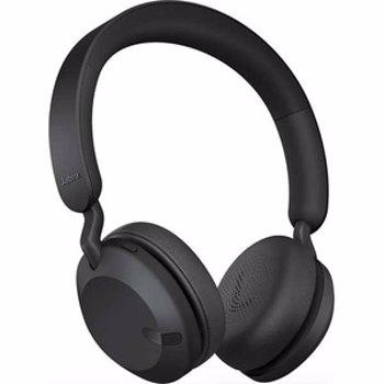 Casti JABRA Elite 45h, Bluetooth, On-Ear, Microfon, Black
