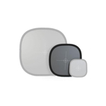 Lastolite by Manfrotto Ezybalance Grey Card - 50 cm, Grey/White
