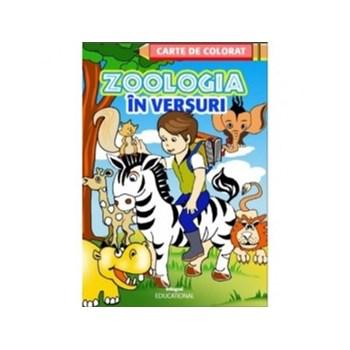 Zoologia in versuri