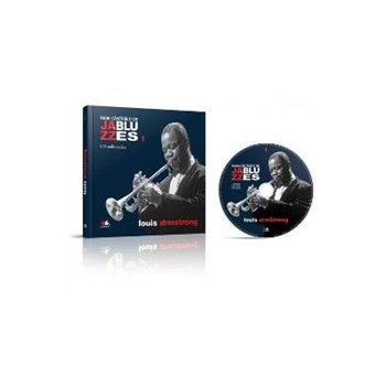 Jazz si Blues 1 Louis Armstrong + Cd 978-606-93319-9-6
