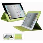 Husa piele eco UTOK 10110V pentru tablete 9-10 inch, verde