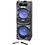 Boxa activa fixa AKAI DJ-S5H dual USB card SD Bluetooth Microfon wireless Telecomanda 400W dj-s5h