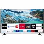 Televizor LED Smart Samsung UE43RU7092UXXH, diagonala 108 cm, Ultra HD / 4K, negru