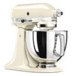Mixer Artisan 4.8L, Model 125, Almond Cream, KitchenAid