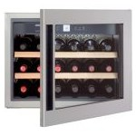 Liebherr Vitrina de vin incorporabila WKEes 553, 46 L, Clasa A, Iluminare LED