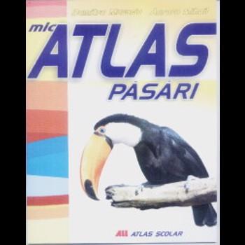 Mic atlas pasari - Dumitru Murariu, Aurora Mihail