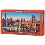 Puzzle Castorland, Buna Seara New York, 4000 piese