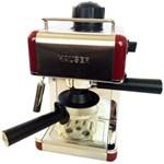Aparat pentru cafea tip Espressor Hauser CE-929 presiune 3.5 bar 800 W rosu tsice929