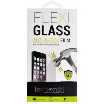 Folie Protectie Lemontti Flexi-Glass LFFGY62018 pentru Huawei Y6 2018 (Transparent)