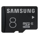 Samsung Micro SD, 8GB, MB-MA08D/EU, Cl asa 6, fara adaptor