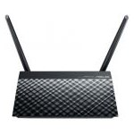 Router Wireless ASUS RT-AC51U AC750, Dual-Band 300 + 433Mbps, USB 2.0, negru