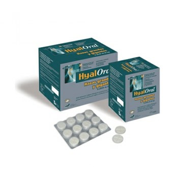 Hyaloral Large Breed, 12 Tablete
