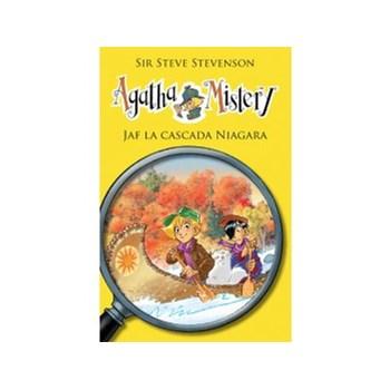 Agatha Mistery Jaf la cascada Niagara ( vol.4 )
