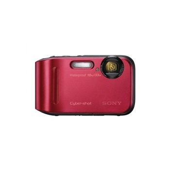 Sony DSC-TF1 rosu - subacvatic, 16Mp
