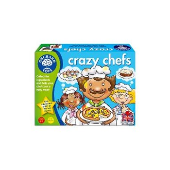 Crazy Chefs. Bucatarii nazdravani