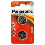 Baterii Foto Alkaline Panasonic Cr2025/2Bp, 2 Buc