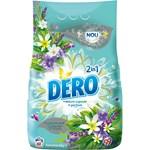 Detergent automat DERO 2 in 1 Iris Alb si Romanita, 6kg