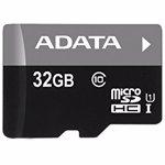 Card memorie MICROSDHC AUSDH32GUICL10-RA1, 32GB, CL10, ADATA W/A