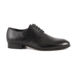 Pantofi Derby barbati enzo bertini negri din piele 3689bp39113n